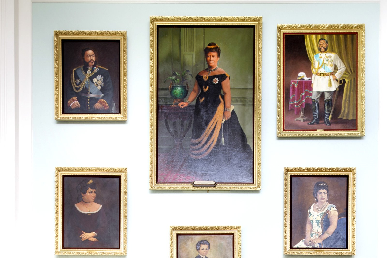 Royal Art Gallery Tour
