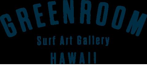 green room gallery logo