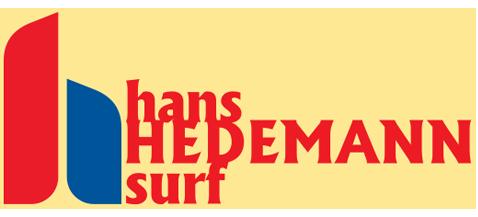 Hans hedemann surf logo